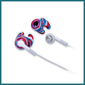 Custom MP3 earpieces